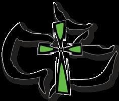 Церковь Голгофы Светловодск Логотип