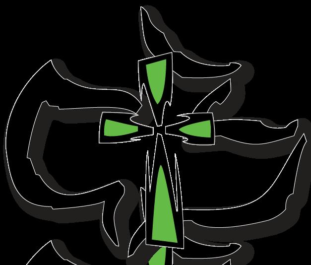 Церковь Голгофы Светловодск Retina Logo